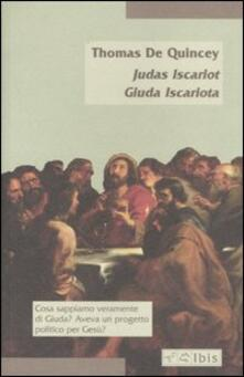Radiosenisenews.it Giuda Iscariota-Judas Iscariot Image