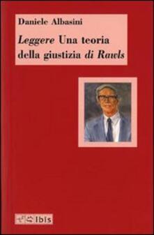 Osteriacasadimare.it Leggere «Una teoria della giustizia» di Rawls Image