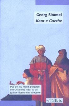 Criticalwinenotav.it Kant e Goethe Image