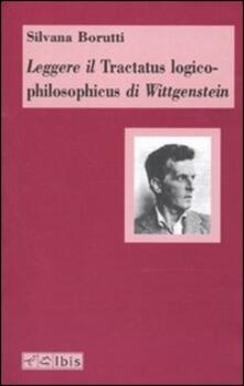 Warholgenova.it Leggere il Tractatus logico-philosophicus di Wittgenstein Image