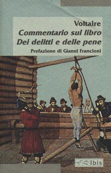 Letterarioprimopiano.it Commentario sul libro «Dei delitti e delle pene» Image