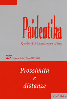 Voluntariadobaleares2014.es Paideutika. Vol. 27: Prossimità e distanze. Image