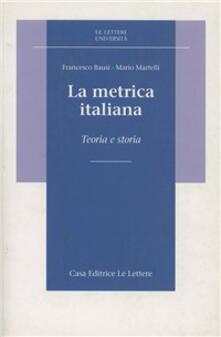 Equilibrifestival.it La metrica italiana. Teoria e storia Image