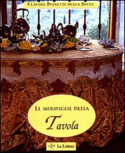 Le meraviglie della tavola