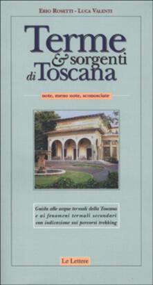 Listadelpopolo.it Terme & sorgenti di Toscana note, meno note, sconosciute Image