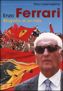 Osteriacasadimare.it Enzo Ferrari. Biografia di un mito Image