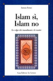 Promoartpalermo.it Islam sì, Islam no. Le colpe dei musulmani e le nostre Image