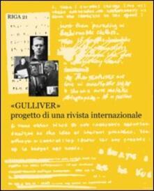 Gulliver. Progetto di una rivista internazionale - copertina