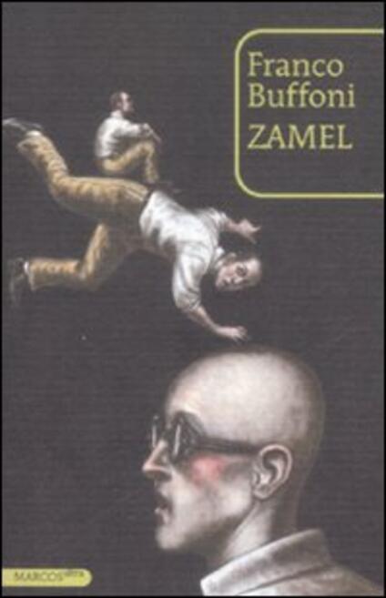 Zamel - Franco Buffoni - copertina