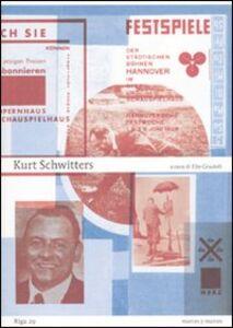 Libro Kurt Schwitters