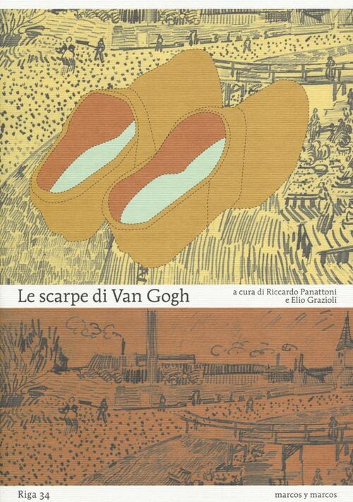 E R Grazioli Scarpe Van Libro Gogh Panattoni Di Le Marcos OYq1x6F