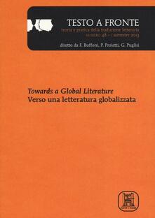 Criticalwinenotav.it Testo a fronte. Vol. 48 Image
