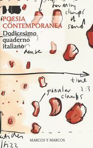 Dodicesimo quaderno italiano di poesia contemporanea