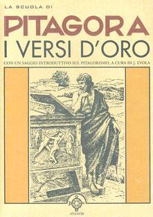 Scuola di Pitagora: I versi doro.pdf