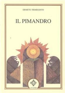 Il pimandro - Ermete Trismegisto - copertina
