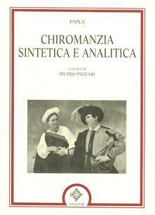 Parcoarenas.it Chiromanzia sintetica e analitica Image