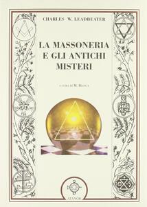 La massoneria e gli antichi misteri