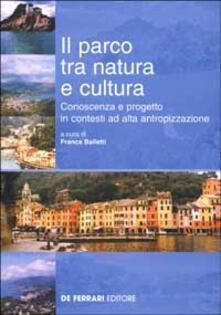 Lpgcsostenible.es Il parco tra natura e cultura. Conoscenza e progetto in contesti ad alta antropizzazione Image