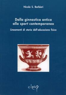 Squillogame.it Dalla ginnastica antica allo sport contemporaneo. Lineamenti di storia dell'educazione fisica Image