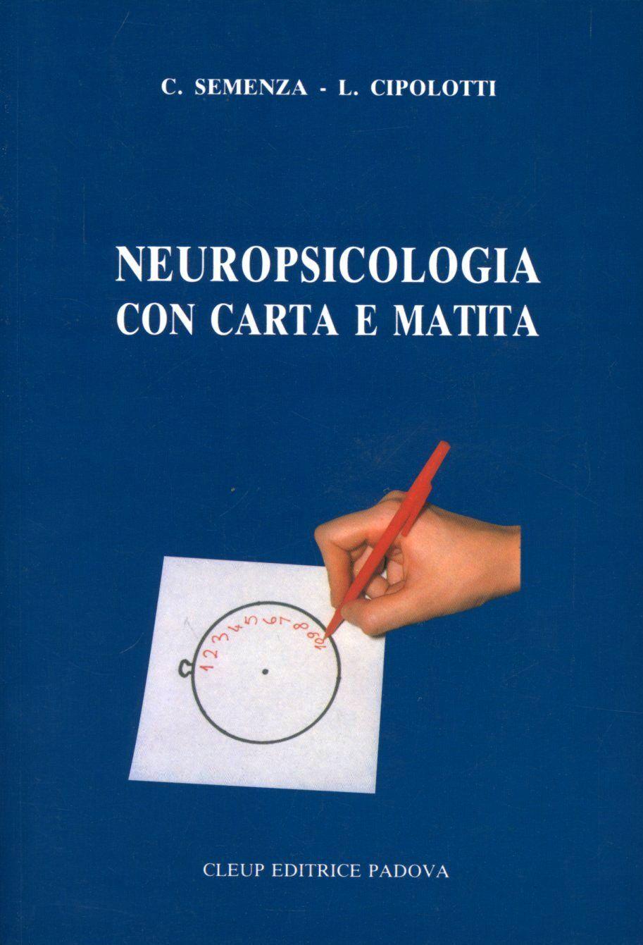 Neuropsicologia con carta e matita