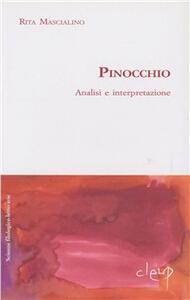 Pinocchio. Analisi e interpretazione - Rita Mascialino - copertina