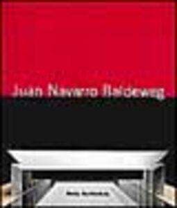 Juan Navarro Baldeweg. Il ritorno della luce
