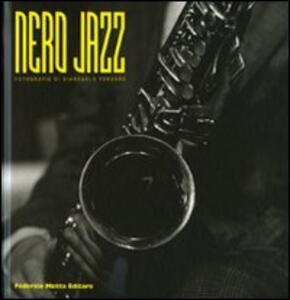 Libro Nero jazz Giancarlo Fundarò