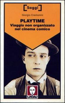 Lpgcsostenible.es Playtime. Viaggio non organizzato nel cinema comico Image