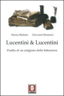 Nordestcaffeisola.it Lucentini & Lucentini. Profilo di un artigiano della letteratura Image