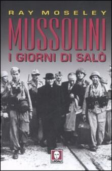 Lpgcsostenible.es Mussolini. I giorni di Salò Image