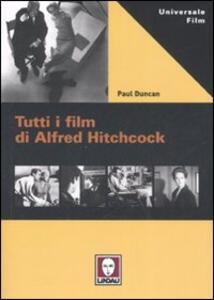 Tutti i film di Alfred Hitchcock