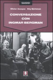 Listadelpopolo.it Conversazione con Ingmar Bergman. Ediz. illustrata Image