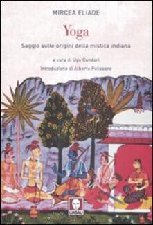 Winniearcher.com Yoga. Saggio sulle origini della mistica indiana Image