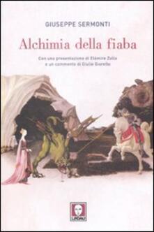 Alchimia della fiaba - Giuseppe Sermonti - copertina