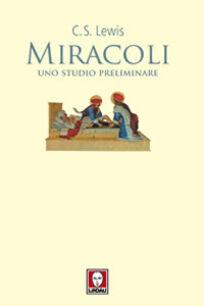 Miracoli. Uno studio preliminare