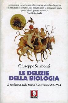 Listadelpopolo.it Le delizie della biologia. Il problema della forma e la retorica del DNA Image