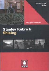 Stanley Kubrick. Shining