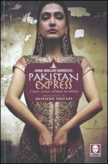 Filippodegasperi.it Pakistan express. Vivere e cucinare all'ombra dei talebani Image