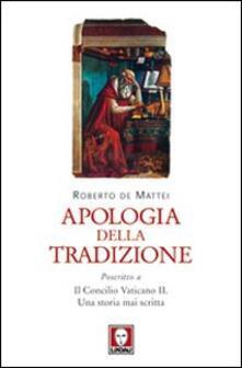 Listadelpopolo.it Apologia della tradizione. Poscritto a «Il Concilio Vaticano II. Una storia mai scritta» Image