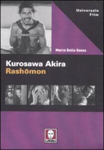 Kurosawa Akira. Rashomon