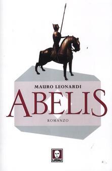 Abelis - Mauro Leonardi - copertina