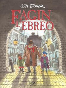 Fagin l'ebreo - Will Eisner - copertina