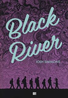 Black river - Josh Simmons - copertina