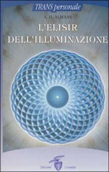 L' elisir dell'illuminazione - A. H. Almaas - copertina