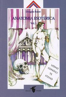 Voluntariadobaleares2014.es Anatomia esoterica. Vol. 1 Image