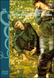 Nelle pagine dell'anima - Bianca Garavelli - copertina