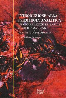 Tegliowinterrun.it Introduzione alla psicologia analitica. Le conferenze di Basilea (1934) di C. G. Jung Image