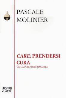 Osteriamondodoroverona.it «Care»: prendersi cura. Un lavoro inestimabile Image