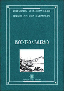 Incontro a Palermo