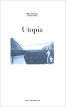 Utopia - Tommaso Moro - copertina